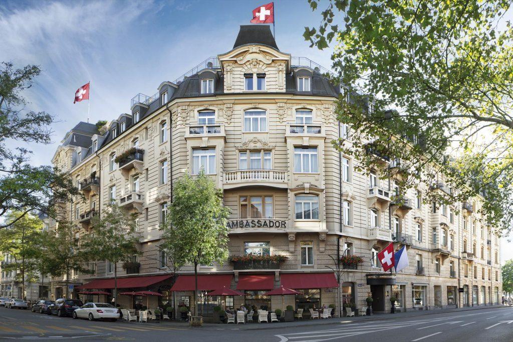 Ambassador Hotel Zurich